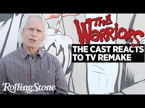 The Warriors Cast Reacts to  of TV Remake