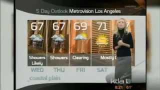 KTLA 5 Morning News 20th Anniversary - Part 3 of 6
