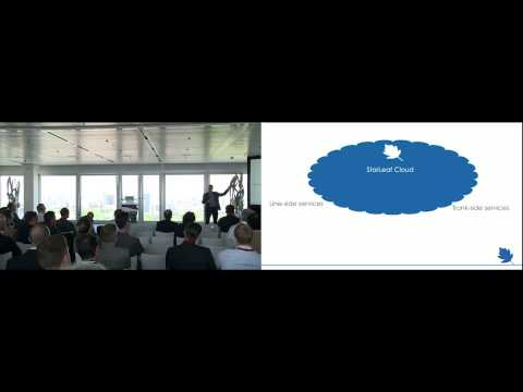 StarLeaf Presentation - DEKOM Conferencing & Seaport Day 2015