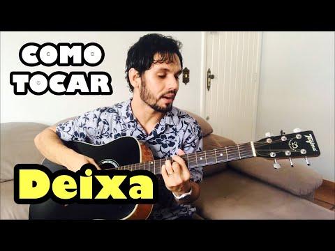 LAGUM - Deixa - ft Ana Gabriela - aula de violão - #leandrofrancisconi #78