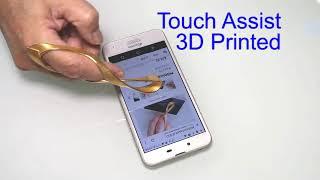 3D printed assistive gadgets