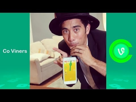 Ultimate Zach King Magic Vines 2016 (W/Titles) Best Zach King Vine Compilation - Co Viners