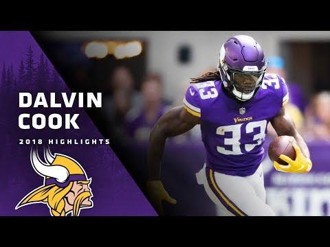 Dalvin Cook 2018 Season Highlights | Minnesota Vikings