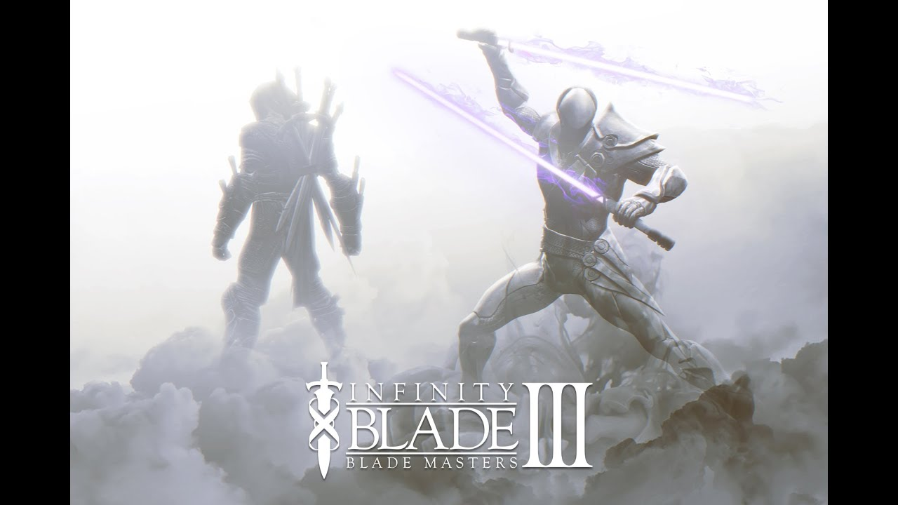 infinity blade 3 blade