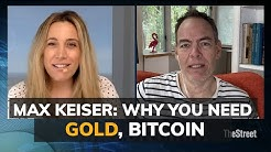 Max Keiser explains why only gold, silver and bitcoin can save you now