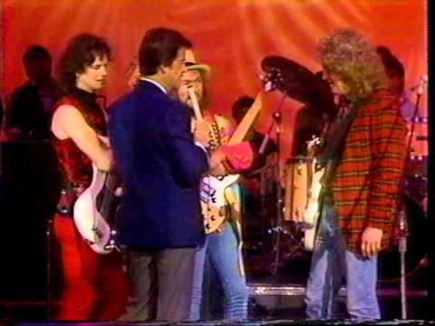 Slade - Run Runaway & My Oh My (American Bandstand June 23, 1984)