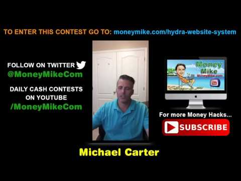 """""""Hydra 24/7 Website Monitoring System"""" + $107 Prize Contest"""
