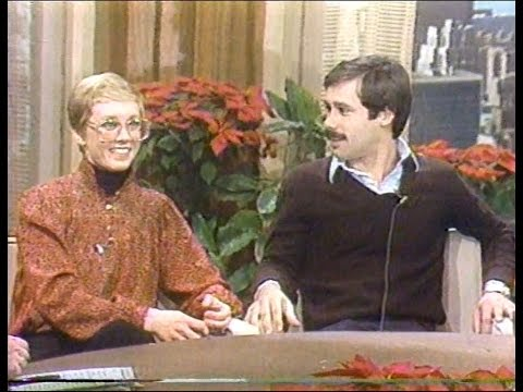 Sandy Duncan & husband Don Correia interview, December 1980