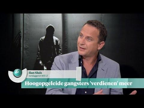 Hoogopgeleide gangster verdient meer - Z TODAY