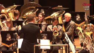 Snow (Hey Oh) - Keele at UniBrass 2015