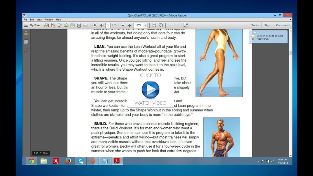 the revive max muscle training programme pdf