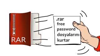 rar şifresi kırma