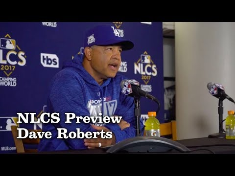 Dave Roberts on NLCS Game 4 and Getting the Team Ready | Los Angeles Times