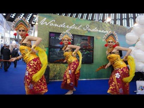 Tari Kembang Girang, Bidadari Indonesian Dance Studio, KBRI Belgrade