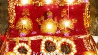 angana padharo maharani mori sharda bhavani video song