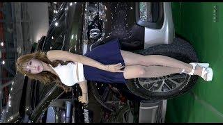 [4K]  Racing Model  '진하진(Jin Ha Jin)'  2018 오토위크(Auto Week) 181020 @FANCAM/직캠