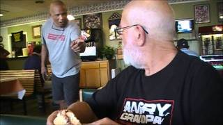 Angry Grandpa - Peanut Butter Jelly Time!