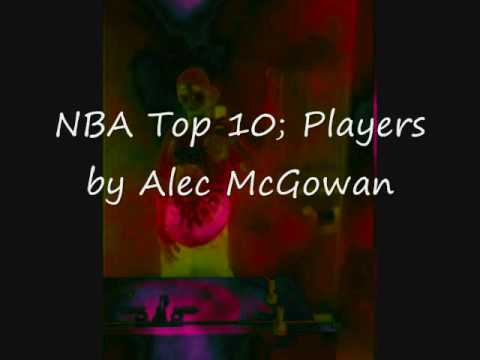 NBA Top:10 Players 2008-2009 Season