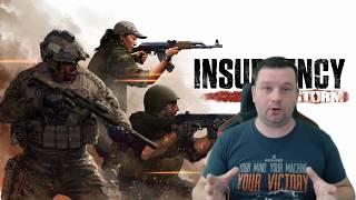 Insurgency: Sandstorm Интервью с Главным геймдизайнером игры