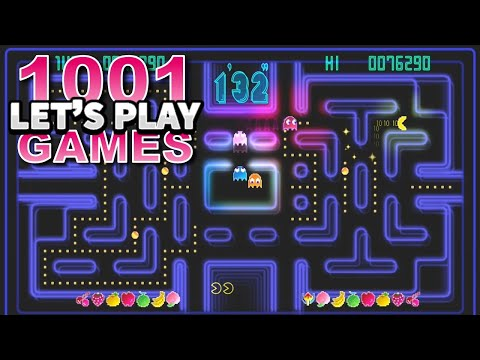 Pac-Man Championship Edition (Xbox 360) – Let's Play 1001 Games – Episode 450