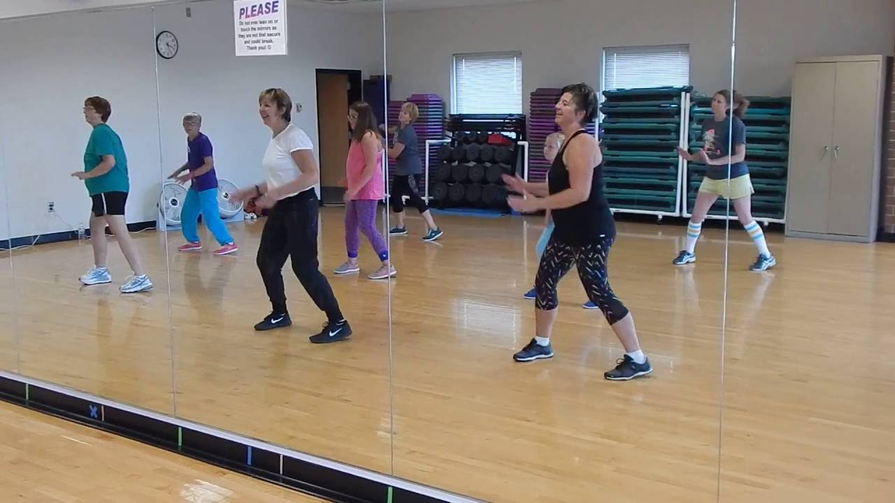 Mom by Meghan Trainor ZUMBA GOLD