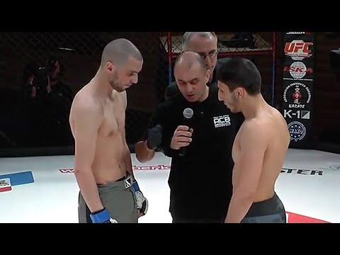 ACB 1: Магомед Гиназов vs. Магомед Гитинов | Magomed Ginazov vs. Magomed Gitinov