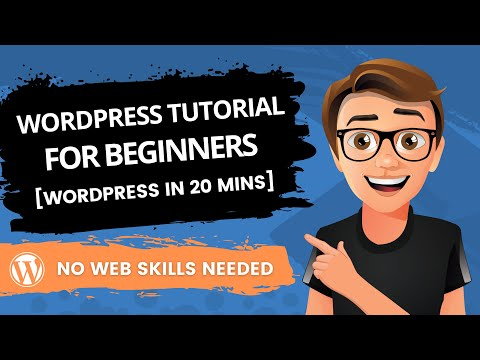 WordPress Tutorial For Beginners 2019