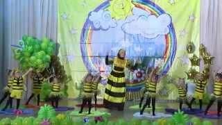МАДОУ Детский сад №35 город Уфа Республика Башкортостан, танец