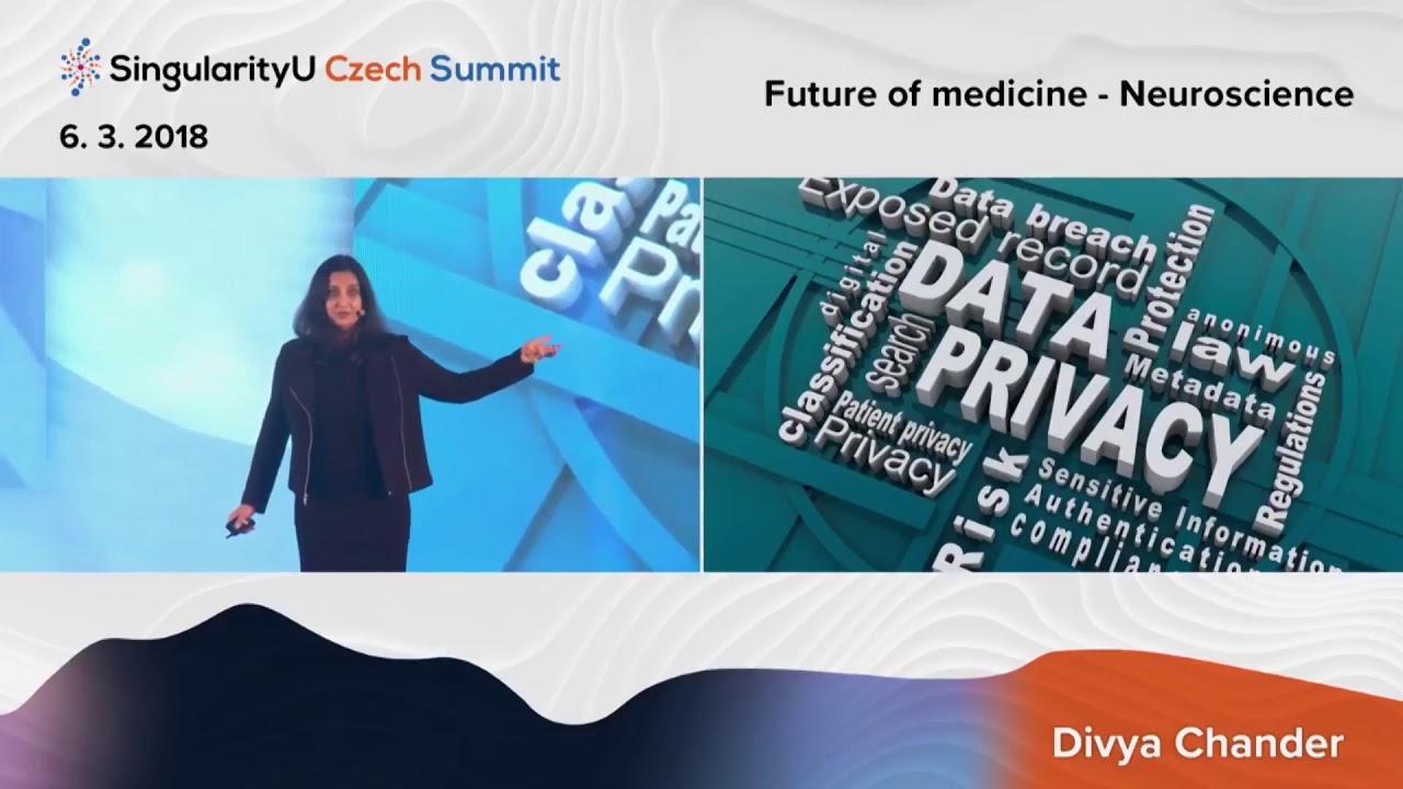 Dr  Divya Chander - Chair - Singularity University