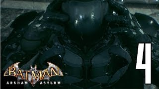 Batman Arkham Knight (PS4) Part 4 New Suit