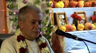 Бхагавад Гита 4.21 - Чайтанья Чандра Чаран прабху