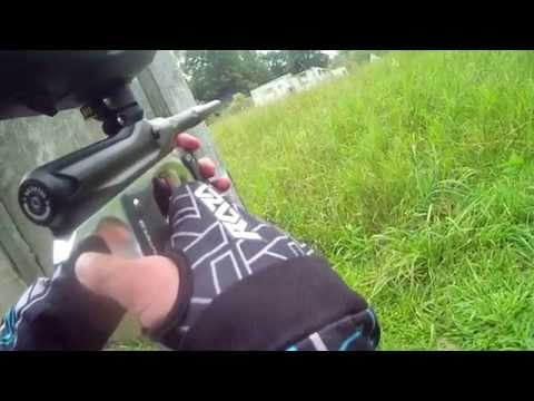 Empire Mini GS Shooting on Semi with Numech Frame