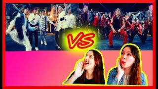 Cover images GENERATIONS from EXILE TRIBE vs THE RAMPAGE from EXILE TRIBE / SHOOT IT OUT REACTION