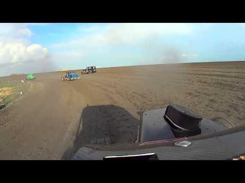 Fort Morgan Dwarf Car Racing 6-15-2013