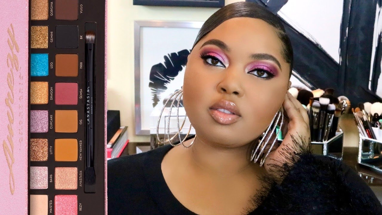 ABH x Amrezy Palette Campaign Video - YouTube