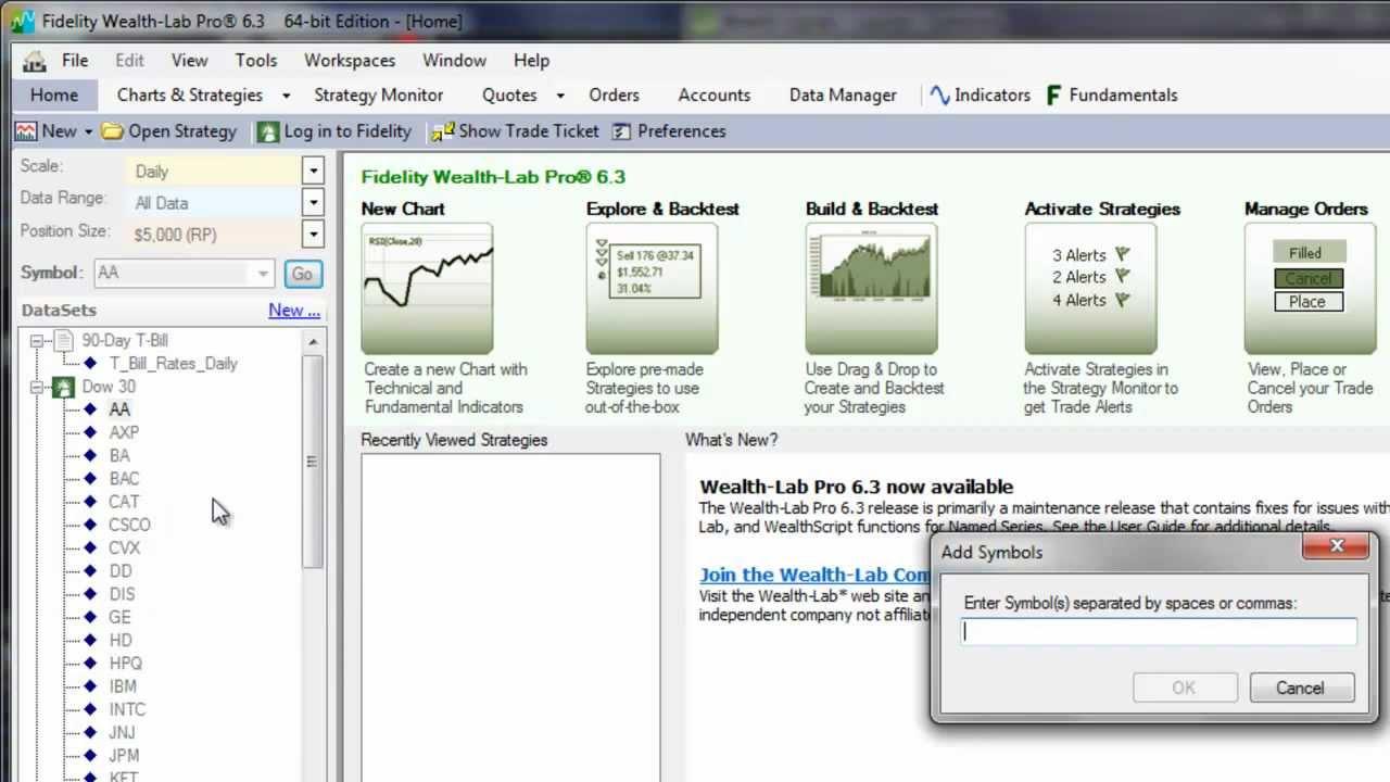 Fidelity Stock Quotes Wealthlab 101 Stock Market Data  Feed Live Updates Yahoo S