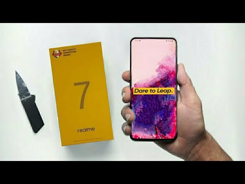 Realme 7 Unboxing 5G 🔥 108MP | realme 7 series with 7 Pro , 7 Max First look