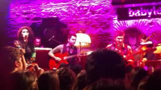 Redd & Melis Danismend - Nefes bile almadan (Redd Softcore @Babylon Istanbul / 13.01.2012)