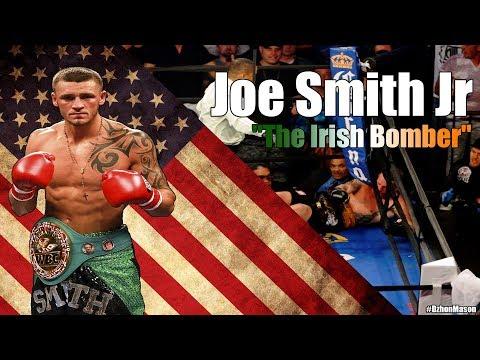 JOE SMITH JR - HighlightsKnockouts  Джо Смит младший