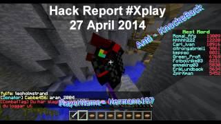 Hack Report #Xplay 27 April 2014