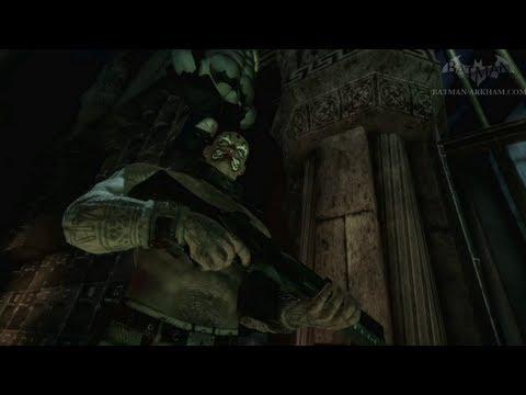 Batman: Arkham Asylum - Walkthrough - Chapter 23 - The Records Room