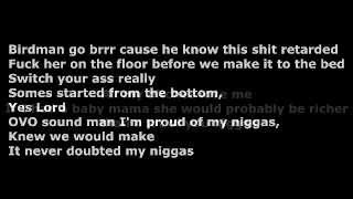 DJ Khaled - No New Friends ft. Drake,Rick Ross,Lil Wayne Lyrics