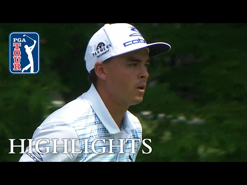 Rickie Fowler extended highlights | Round 3 | the Memorial
