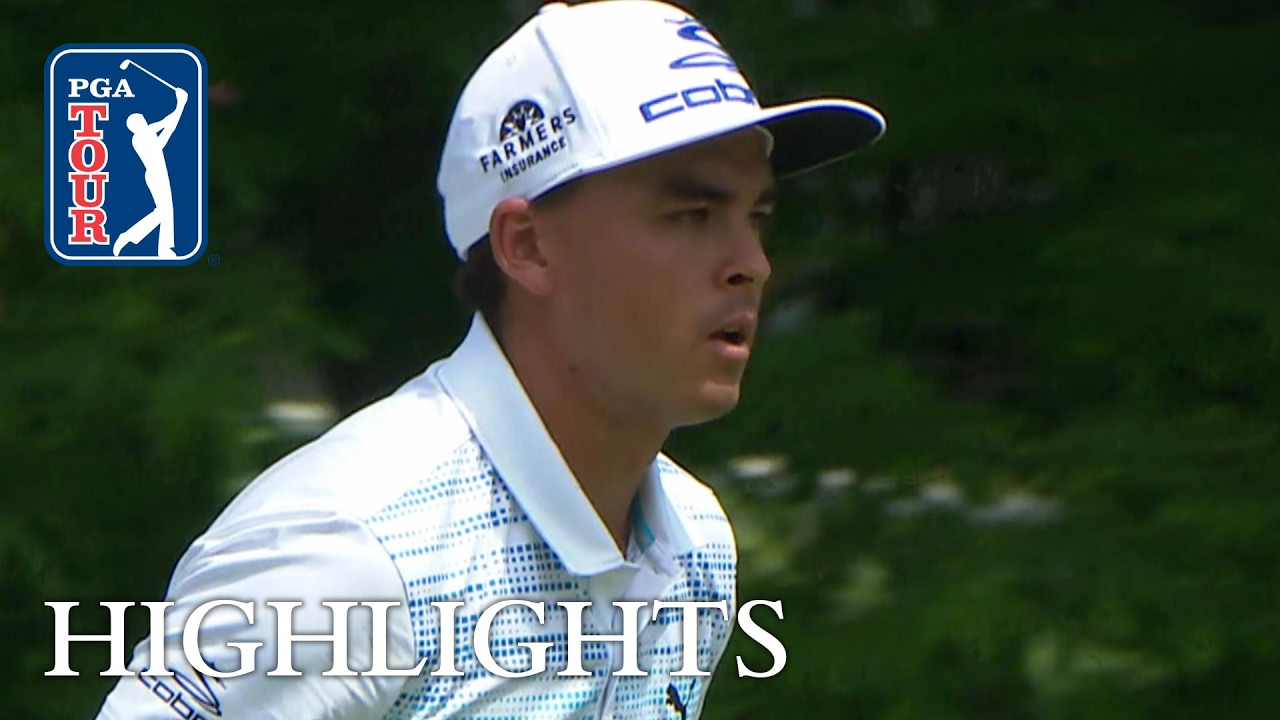 Rickie Fowler extended highlights | Round 3 | the Memorial - YouTube