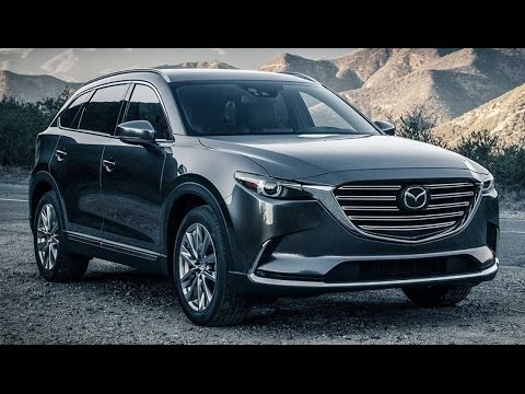 2016 Mazda CX9 7Passenger SUV  3 Row Family Car Pictures