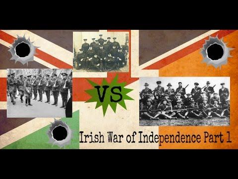 Irish War of Independence Part 1