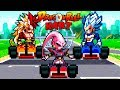 ULTIMA ESFERAS DO DRAGÃO 4 NO TORNEIO VEGETA VS GOKU GOD - DRAGON Z SUPER KART !