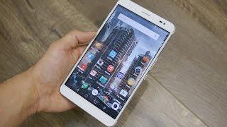 """Обзор Huawei MediaPad X1 (7"""", 13Mp, 5000mAh)"""