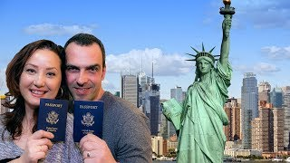 Cum am emigrat in USA - How to get a GREEN CARD in USA