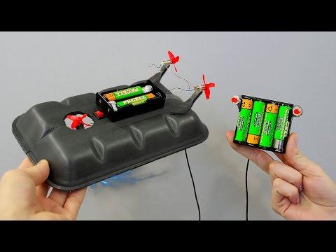 видео: Аппарат на воздушной подушке своими руками / Свп/a diy vehicle running on an air cushion/ acv